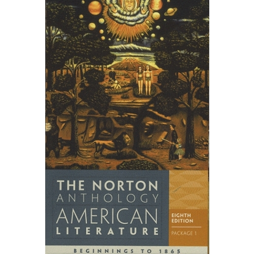 The Norton Anthology of American Literature