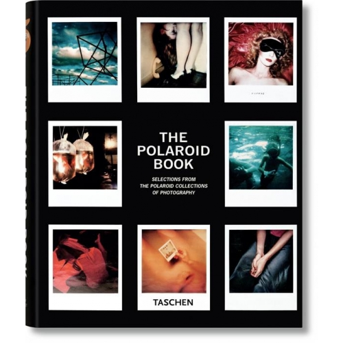 The Polaroid Book - Selections from the Polaroid collections of photography