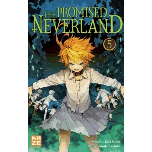 The Promised Neverland Tome 5 - L'évasion