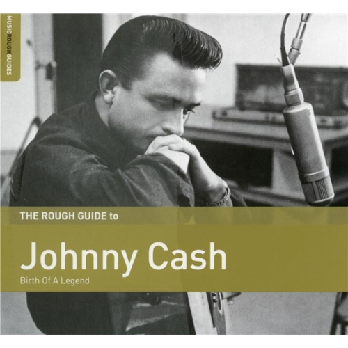 THE ROUGH GUIDE TO JOHNNY CASH