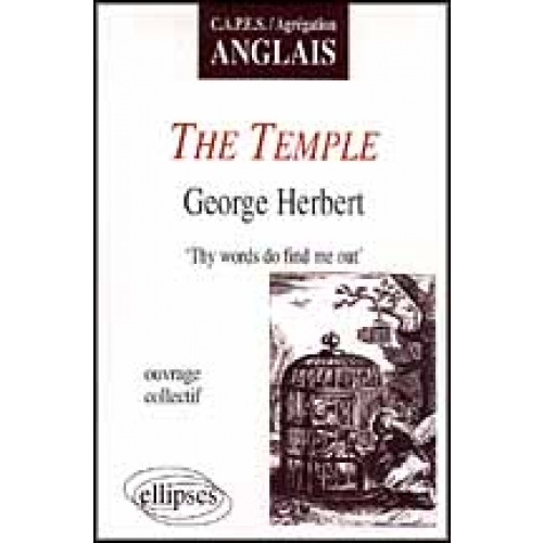 """The Temple"", George Herbert - ""Thy words do find me out"""