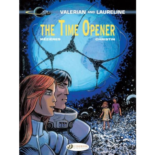 Valerian and Laureline Tome 21 - The Time Opener