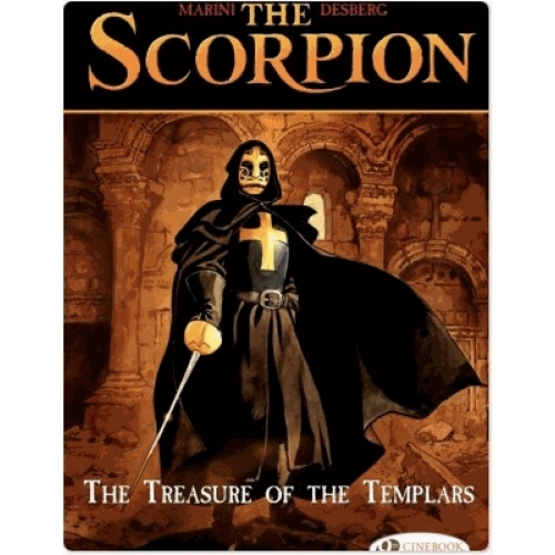 The Scorpion Tome 4 - The Treasure of the Templars