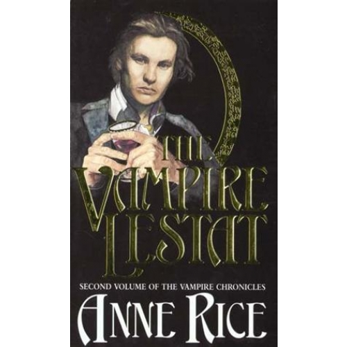 THE VAMPIRE LESTAT. (the second book in the chronicles of the vampires)