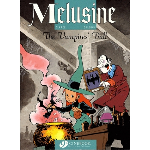 Mélusine Tome 3 - The vampires'Ball