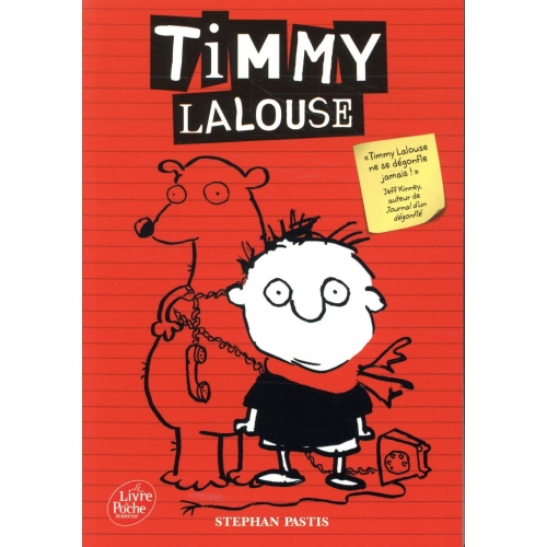Timmy Lalouse Tome 1