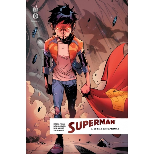 Superman rebirth Tome 1 - Le fils de Superman