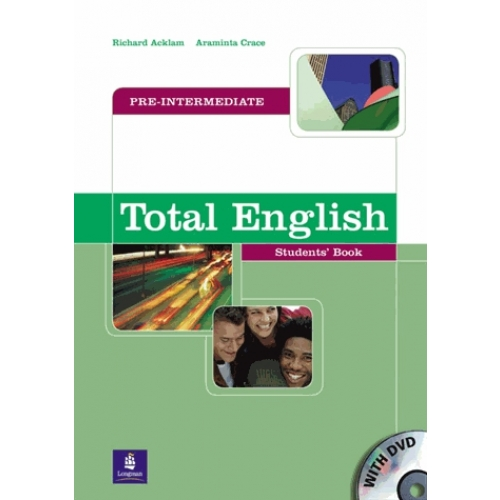 Total English Pre-Intermediate : Student's Book and DVD Pack