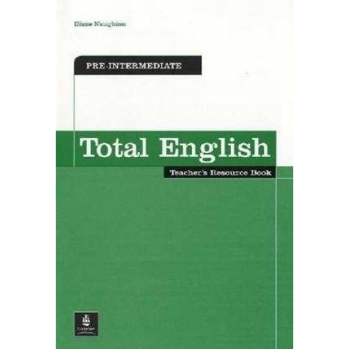 Total English pre intermediate teacher's book