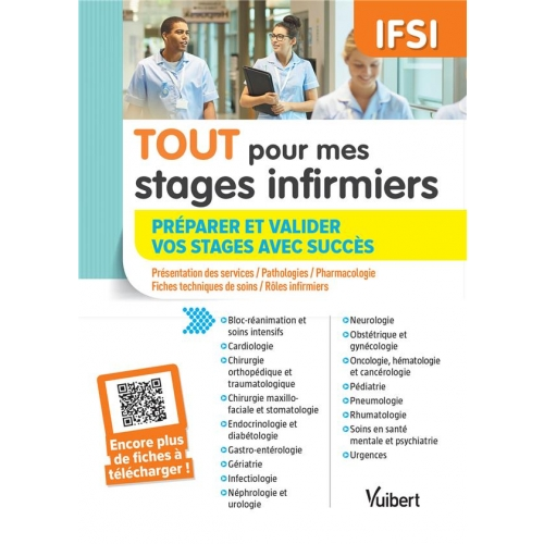 TOUT MES STAGES INFIRMIERS
