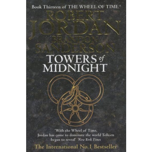Towers of Midnight - Wheel of Time book 13