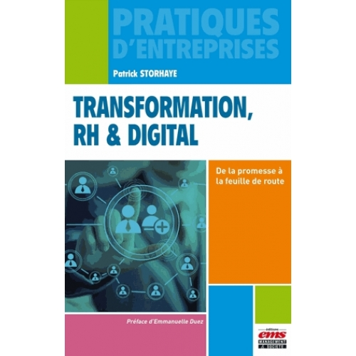 Transformation, RH & digital - De la promesse à la feuille de route