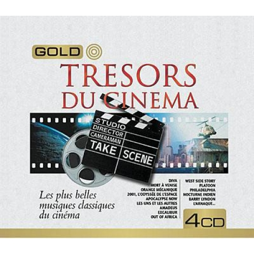 TRESORS DU CINEMA