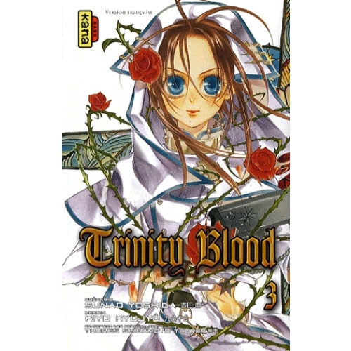 Trinity Blood Tome 3