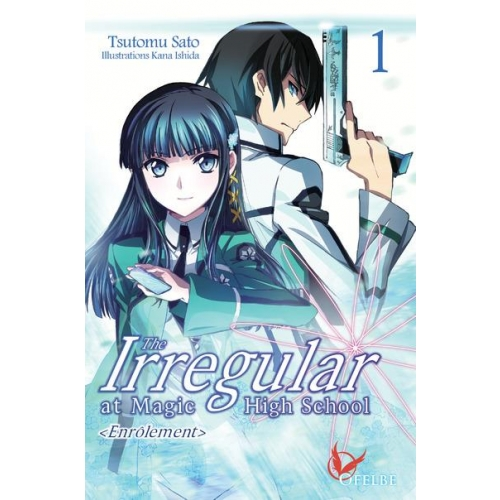 The Irregular at Magic High School Tome 1 - Enrôlement