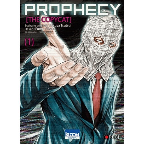 Prophecy - The Copycat Tome 1