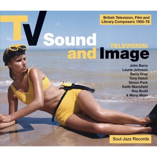 TV SOUND AND IMAGE : BRITISH TELEVISION, FILM AND LIBRARY VOL.3