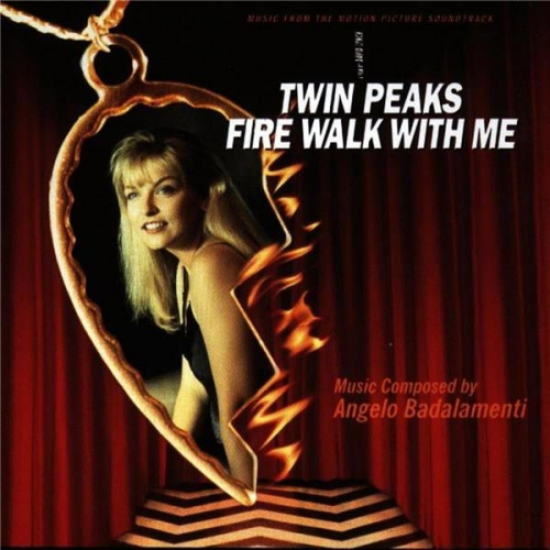 TWIN PEAKS, FIRE WALK WITH ME (BOF)