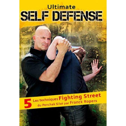 ULTIMATE SELF-DEFENSE, VOL. 5 : FIGHTING STREET