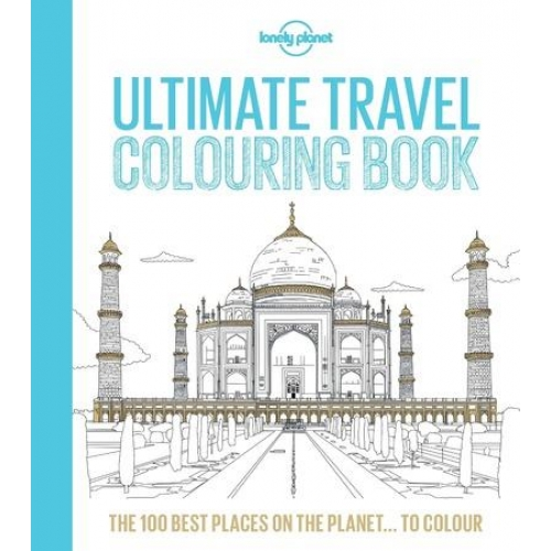 Ultimate Travelist Colouring Book