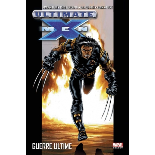 Ultimate X-Men Tome 3 - Guerre ultime