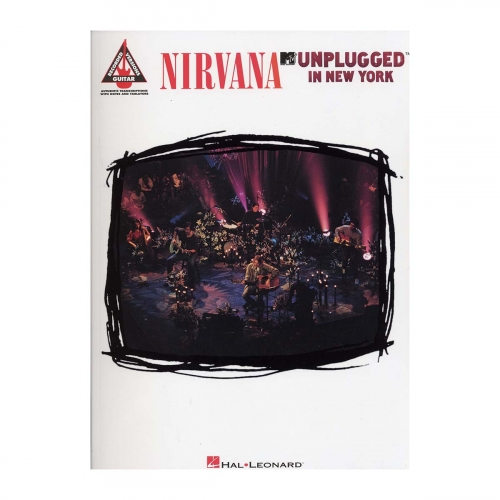 Nirvana - Unplugged guitar tab