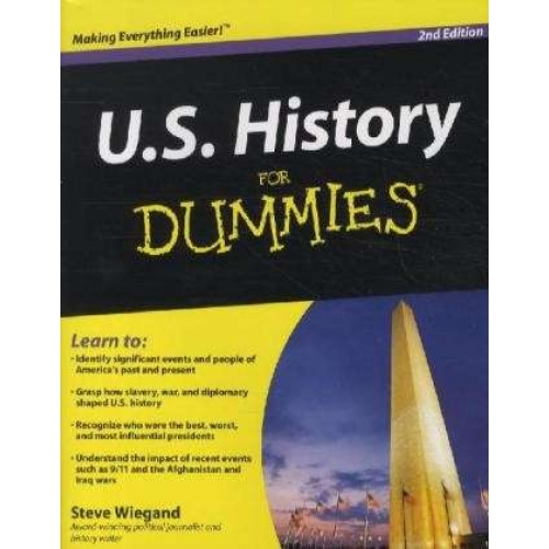 US history for dummies