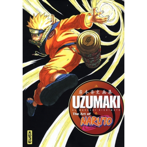 Uzumaki - The Art of Naruto