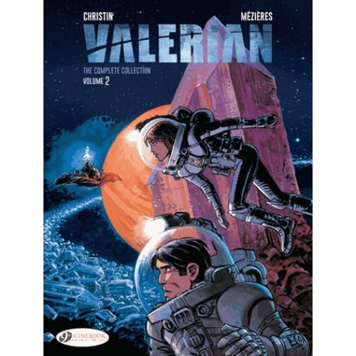 Valérian - The Complete Collection
