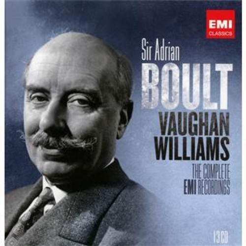 VAUGHAN WILLIAMS ORCHESTRAL WORKS