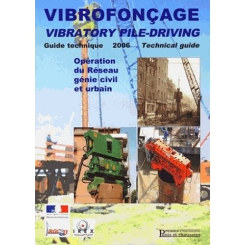 Vibrofonçage - Guide technique Edition bilingue français-anglais