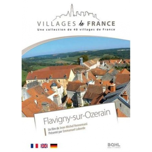 VILLAGES DE FRANCE VOL.13 FLAVIGNY-SUR-OZERAIN