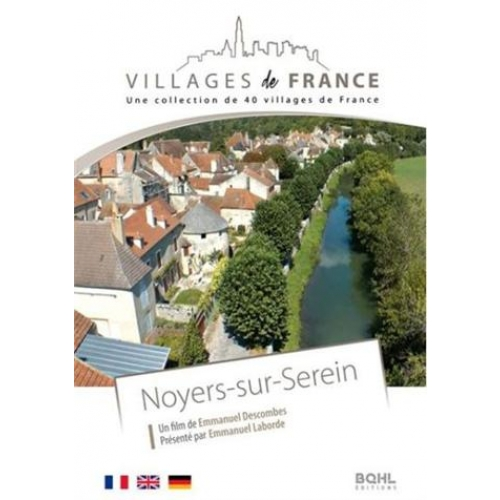 VILLAGES DE FRANCE VOL.15 NOYERS-SUR-SEREIN