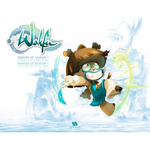 Wakfu, Making of saison 1 - Tome 6