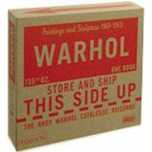 WARHOL : PAINTINGS AND SCULPTURE 1961-1963
