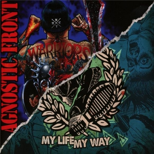 WARRIORS - MY LIFE MY WAY