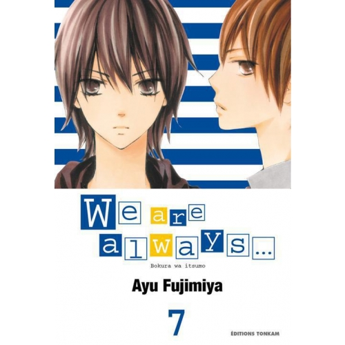 We are always... Tome 7