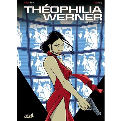 Théophilia Werner Tome - Whistleblowers