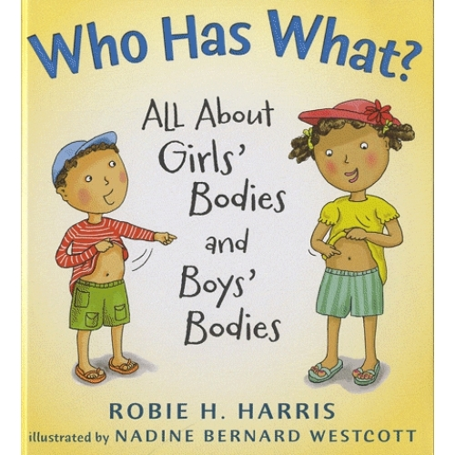 Who Has What ? - All About Girls' Bodies and Boys' Bodies