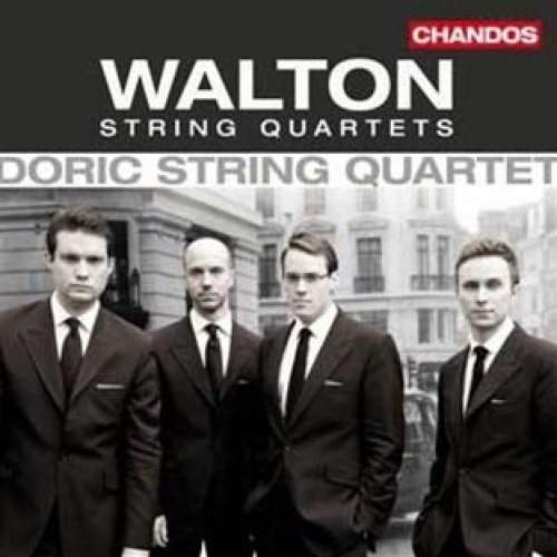 WILLIAM WALTON QUATUORS A CORDES