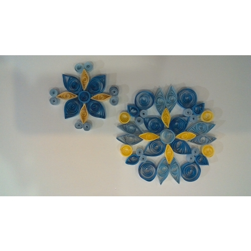 Quilling mer