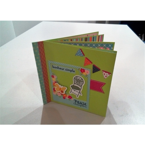 Mini Album Scrap Enfant