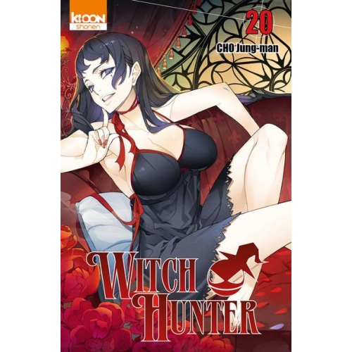 Witch Hunter Tome 20