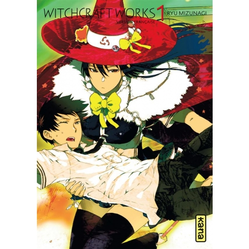 Witchcraft Works Tome 1