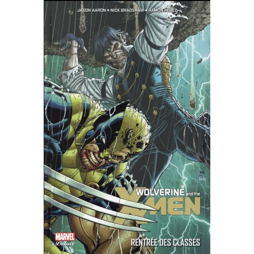 Wolverine and the X-Men Tome 3 - Rentrée des classes
