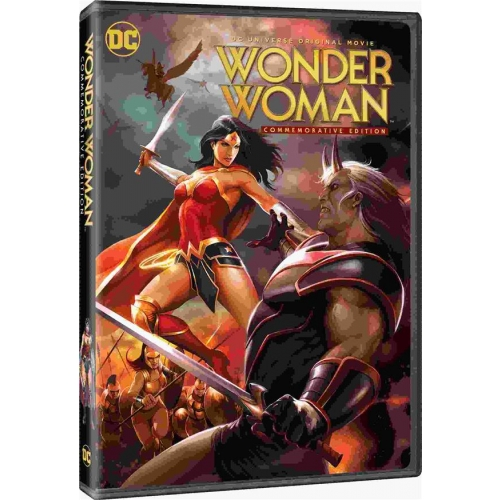 WONDER WOMAN COMMEMORATIVE