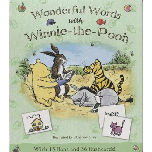 Wonderful Words with Winnie-the-Pooh