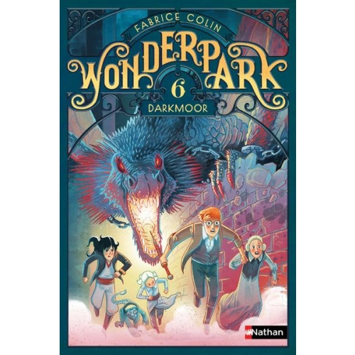 Wonderpark Tome 6 - Darkmoor