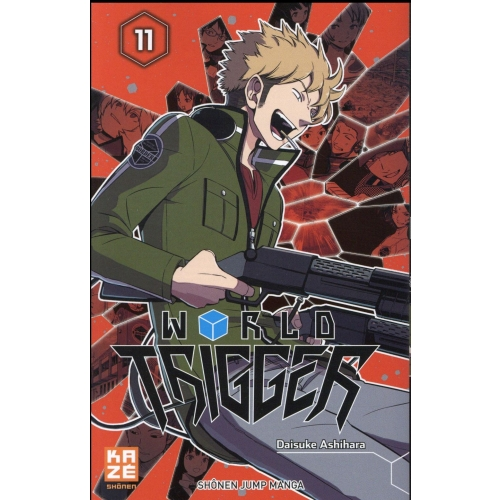 World Trigger Tome 11