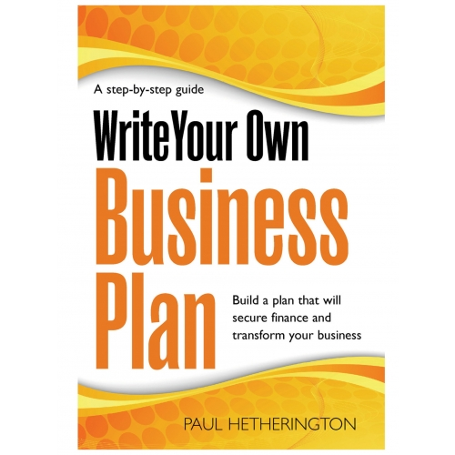 Write Your Own Business Plan